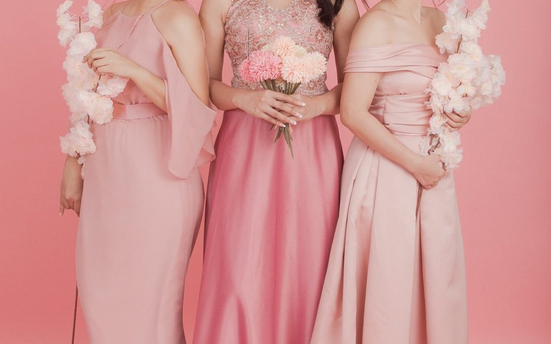 What makes you blush?  Cookie, Andrea, and Mayen all blushing in Crislene by Cri…