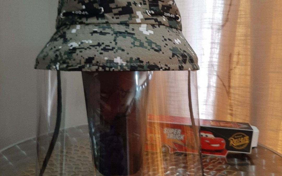 Order your face shield CAMO!!!  Stay strong   Stay safe